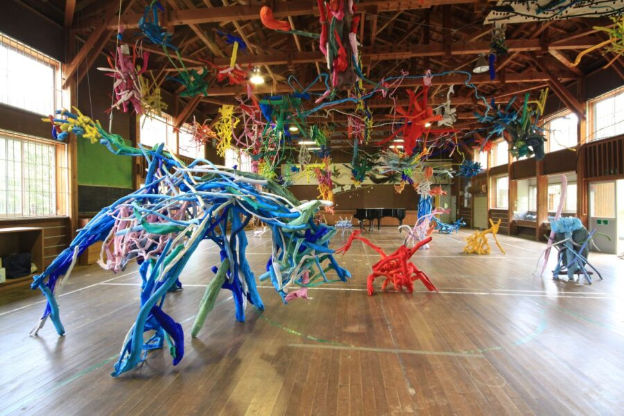 Highlights of the Echigo-Tsumari Art Field