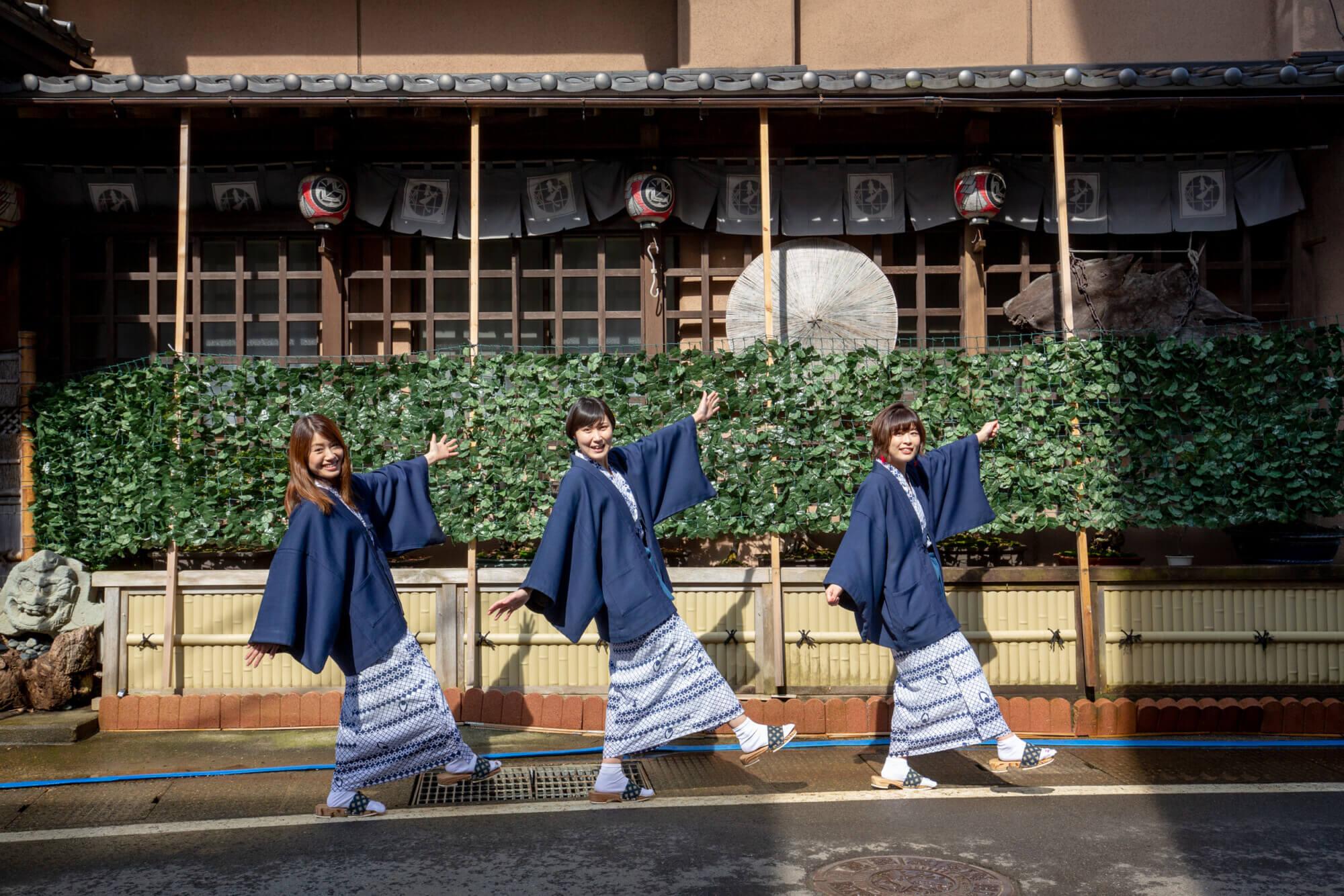 ゆっくりまったり旅!ローカルバスで行く松之山温泉!