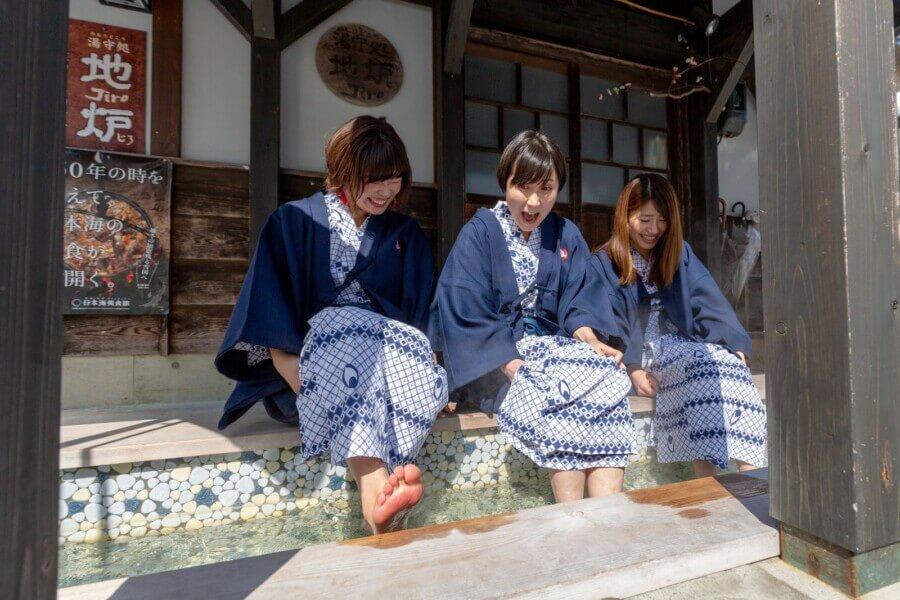 The Secrets of Matsunoyama Onsen