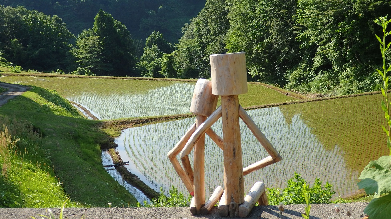 電動自転車でサイクリング「里山の原風景コース」